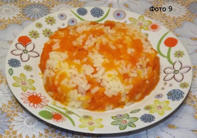 Рисовая каша с курицей рецепт с фото