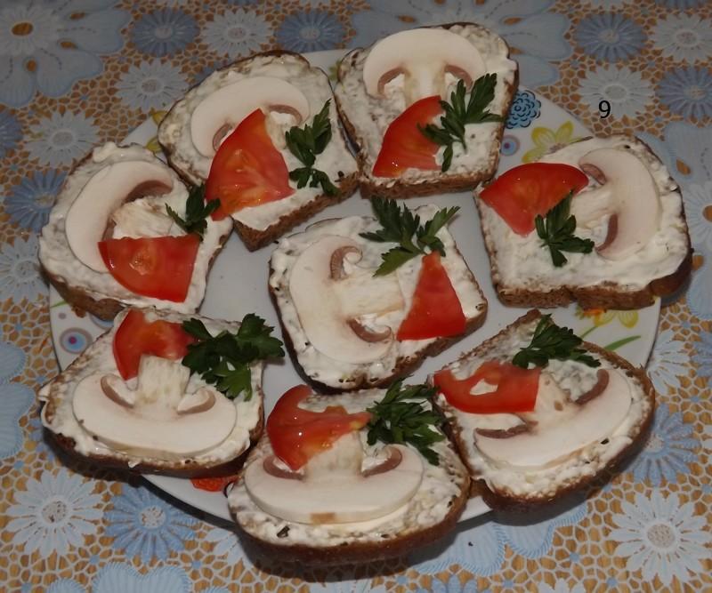 бутерброды  Постные рецепты постные блюда постная кухня