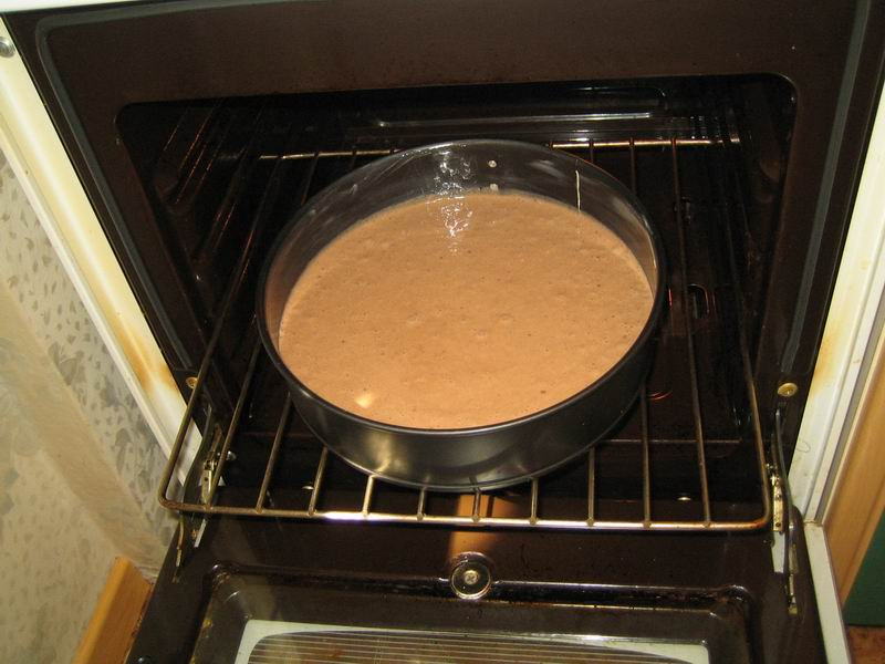 Как печь торт прагу