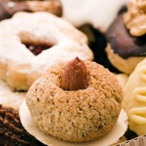 ореховое печенье «Нусплацхаенн»